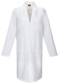 40 Unisex Lab Coat White (83403AB-WHWZ)