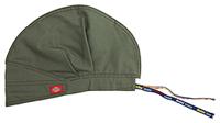 Dickies Unisex Scrub Hat Olive (83566A-OLWZ)