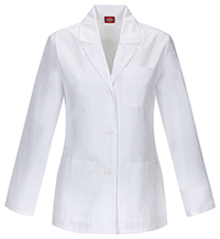 Dickies 28 Lab Coat White (84401A-WHWZ)