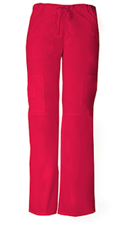 Dickies Low Rise Drawstring Cargo Pant Red (85100-REWZ)