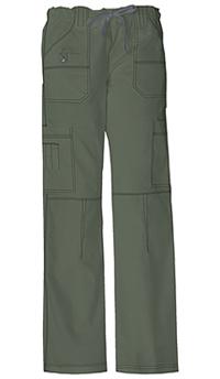 Low Rise Drawstring Cargo Pant