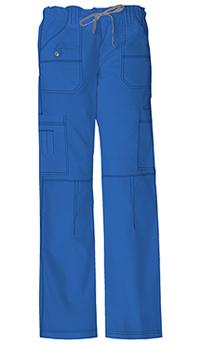 Low Rise Drawstring Cargo Pant (857455P-RYLZ)