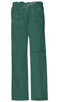 Low Rise Drawstring Cargo Pant (857455T-HTRZ)