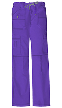 Dickies Low Rise Drawstring Cargo Pant Grape (857455-GPWZ)