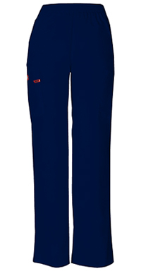 Natural Rise Tapered Leg Pull-On Pant (86106P-NVWZ)