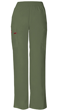 Natural Rise Tapered Leg Pull-On Pant (86106P-OLWZ)