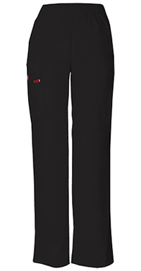 Dickies Natural Rise Tapered Leg Pull-On Pant Black (86106-BLWZ)