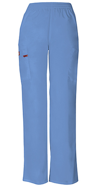 Dickies Natural Rise Tapered Leg Pull-On Pant Ciel Blue (86106-CIWZ)