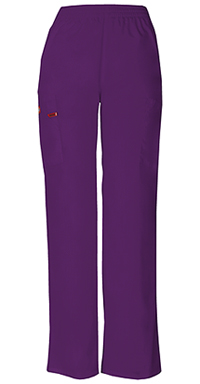 Dickies Natural Rise Tapered Leg Pull-On Pant Eggplant (86106-EGWZ)