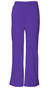 Dickies Mid Rise Drawstring Cargo Pant Grape (86206-GPWZ)