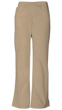Dickies Mid Rise Drawstring Cargo Pant Dark Khaki (86206-KHIZ)