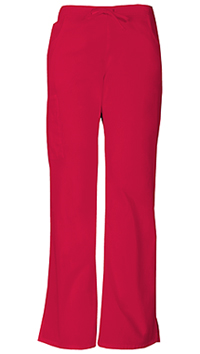 Dickies Mid Rise Drawstring Cargo Pant Red (86206-REWZ)