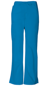 Dickies Mid Rise Drawstring Cargo Pant Riviera Blue (86206-RVBZ)
