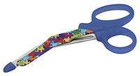 ADC MiniMedicut Shears 5 1/2 Puzzle Pieces (AD321Q-PZ)