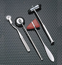 ADC Babinski Hammer with Needle Standard (AD3697-STD)