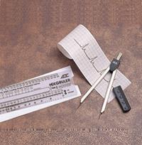 EKG Ruler