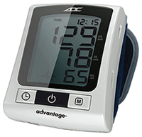 ADC Advantage Wrist Digital BP Monitor Standard (AD6015N-STD)