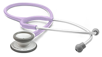 student lightweight ADSCOPE-Ultra Lite Clinician Stethoscope (AD619-LV) (AD619-LV)