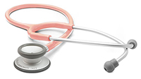 ADC ADSCOPE-Ultra Lite Clinician Stethoscope Pink (AD619-P)