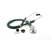 ADC ADSCOPE641 Sprague Rappaport Stethoscope Dark Green (AD641Q-DG)