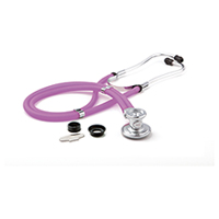 critical care cardiology ADSCOPE641 Sprague Rappaport Stethoscope (AD641Q-FPL) (AD641Q-FPL)