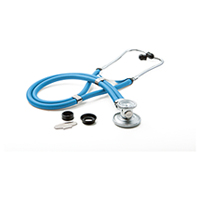 critical care cardiology ADSCOPE641 Sprague Rappaport Stethoscope (AD641Q-NEB) (AD641Q-NEB)