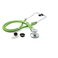 critical care cardiology ADSCOPE641 Sprague Rappaport Stethoscope (AD641Q-NEG) (AD641Q-NEG)