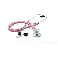 critical care cardiology ADSCOPE641 Sprague Rappaport Stethoscope (AD641Q-P) (AD641Q-P)