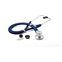 critical care cardiology ADSCOPE641 Sprague Rappaport Stethoscope (AD641Q-ROY) (AD641Q-ROY)