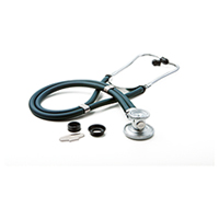 ADC ADSCOPE641 Sprague Rappaport Stethoscope Teal Blue (AD641Q-TEA)