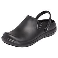 Anywear Plastic Clog Black (ALEXIS-BLK)