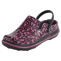 Anywear Plastic Clog Pink Not Heart To Find (ALEXIS-POHE)