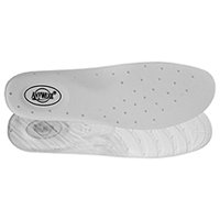 Anywear Insoles Unscented - White Lining (ANYSOLES-UNST)