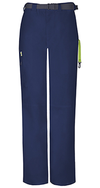 Men's Zip Fly Front Pant (CH205AS-NVCH)