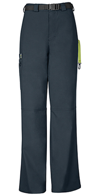Bliss Men's Zip Fly Front Pant (CH205AS-PWCH) (CH205AS-PWCH)