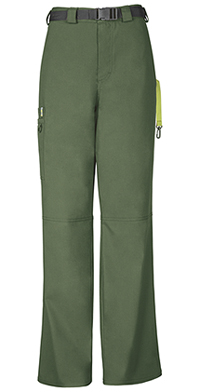 Men's Zip Fly Front Pant (CH205AT-OLCH)