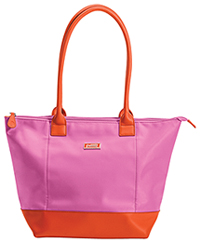 Code Happy Code Happy Cura Fashion Tote Bag Pink/Orange (CHCB-PNO115)