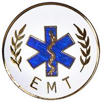 Cherokee Emblem Pin EMT (CMEP-5002)