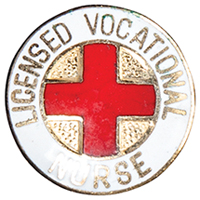 Cherokee Emblem Pin Licensed Vocational Nurse (CMEP-814)