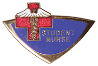 Cherokee Emblem Pin Student Nurse (CMEP-934)