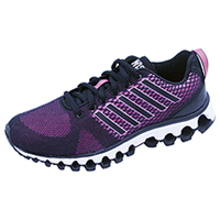 K-Swiss Footwear - Athletic Black,NeonPink,Pink (CMFX180TUBES-BNPP)