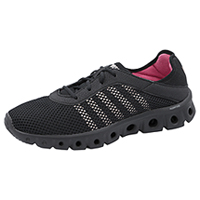 K-Swiss Ahtleisure Footwear Black/RoseGold/HotPink (CMFXATHLEISURE-BRG)