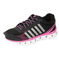 K-Swiss Athletic with Foam insoles Black/NeonPink (CMFXLITE-BNP)