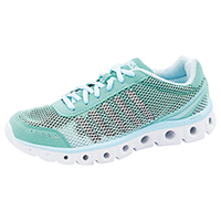 K-Swiss Athletic with Foam insoles Turquoise/Clearwater (CMFXLITE-TCW)