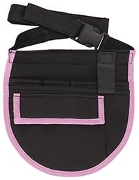 Cherokee Nurseatility Apron Organizer Belt Black w/ Pink (CMGNA-BKPK)