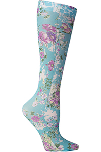 Celeste Stein Knee High 8-15 mmHg Compression Turq Klara (CMPS-1988)
