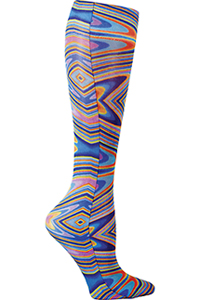 Celeste Stein Knee High 8-15 mmHg Compression Asst. Tango (CMPS-358)