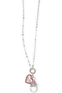 Cherokee Ring Holder Red Heart (CMRH-RHT)