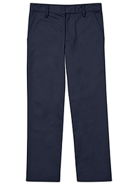 Classroom Uniforms Flat Front Pant Dark Navy (CR003L-DNVY)