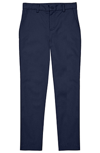Classroom Uniforms Flat Front Pant Dark Navy (CR101Y-DNVY)